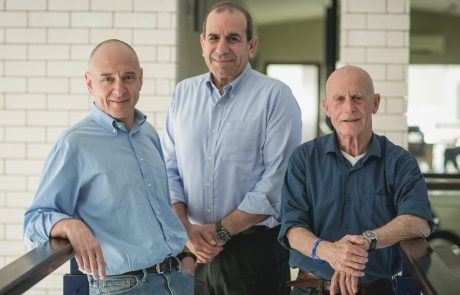 Breaking the perceptual circle, Ami Ayalon, Gilead Sher, Orni Petruschka – Ynet